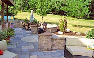 Brian G Persing Masonry outdoor residential decorative patio